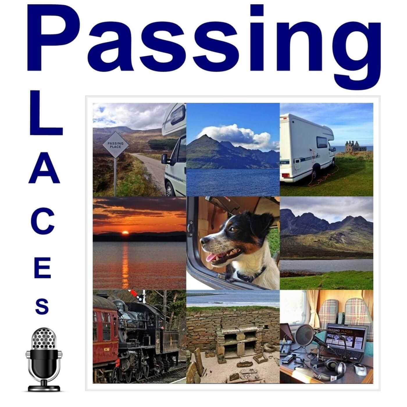 Passing Places Around Scotland